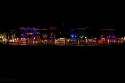 Maasticht by night