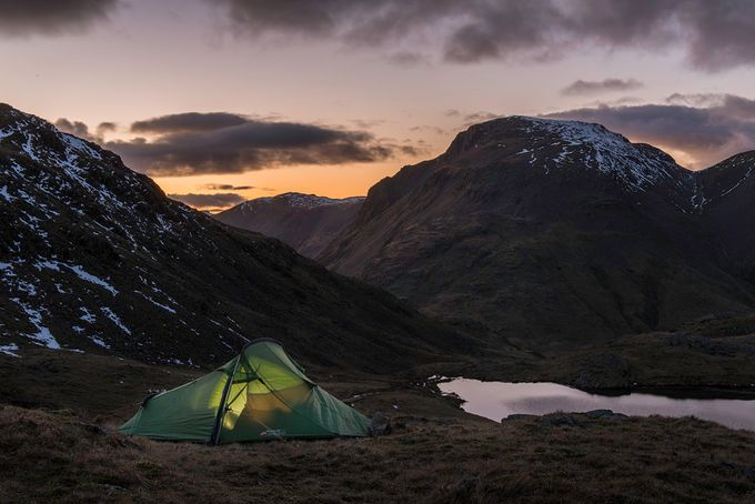 A night under Great Gable  by simonowens - World Expeditions Photo Contest