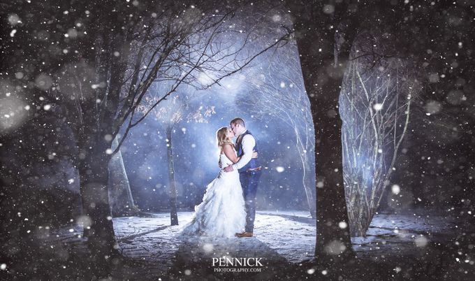 Love in a snowstorm by dominicpennick - Romantic Photo Contest