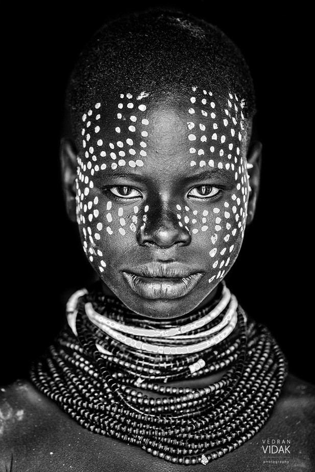 karo by vedranvidak_1401 - A Black And White World Photo Contest