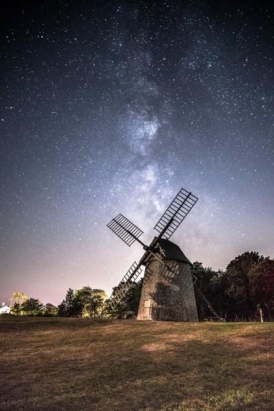 Brewster Windmill