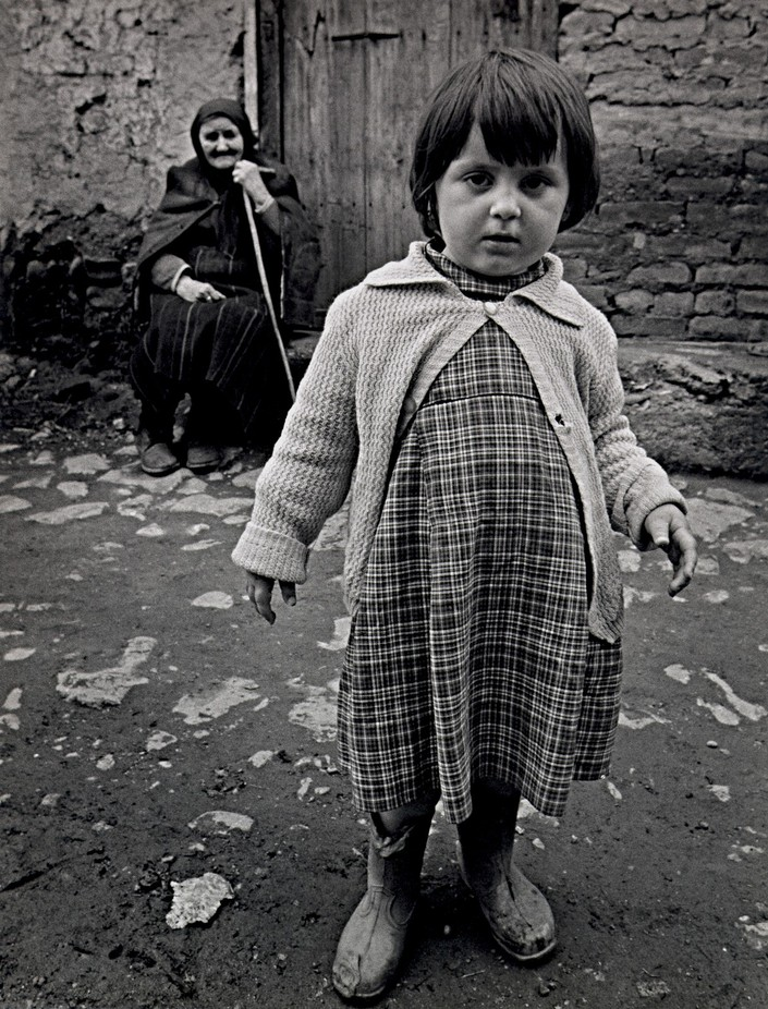 Child and grandma by Mirza_Cengic - Street Portraits Photo Contest