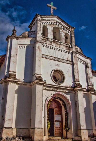 Zinacatan Mission Church