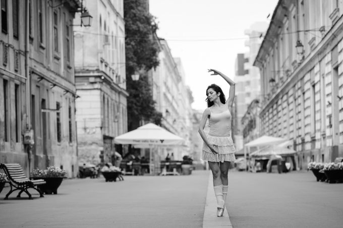 Ballerina Project by odrida_in_paris - Street Portraits Photo Contest