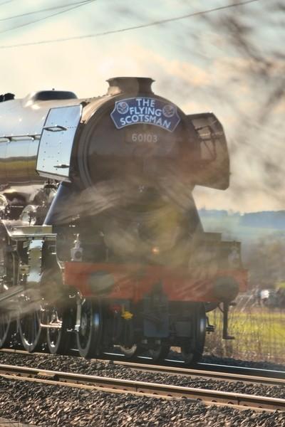 Flying Scotsman Back in steam