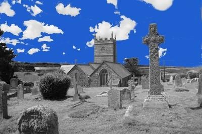 Zennor Church