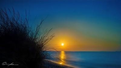 Sunset on Kos (Greece)