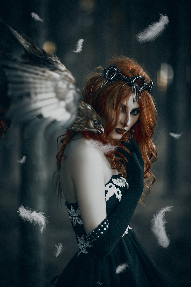 Lilith by Axe101 - Post Editing Magic Photo Contest