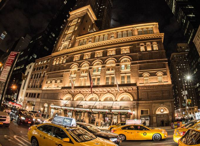 Carnegie Hall, NYC by lancebylancelowrie - New York Photo Contest