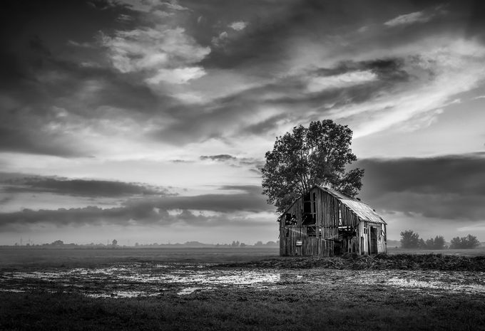 Stormy Weather by bobmajor - Farms And Barns Photo Contest