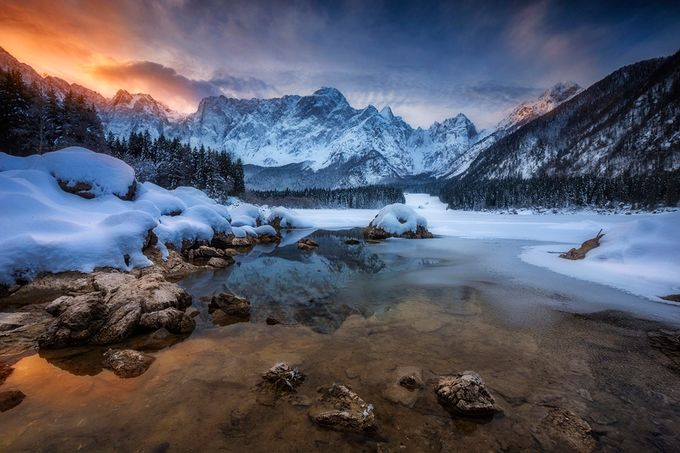 ...laghi di fusine I... by roblfc1892 - World Expeditions Photo Contest