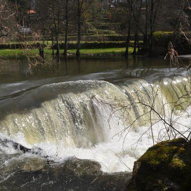 Waterfall Portugal