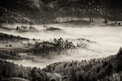 Fine art Landscape | Naturpark Thal, Suiza