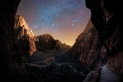 Dusk || Zion National Park