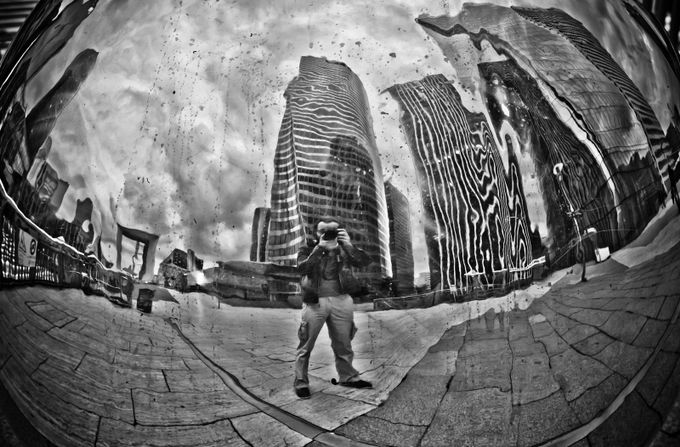 that's me and la defense