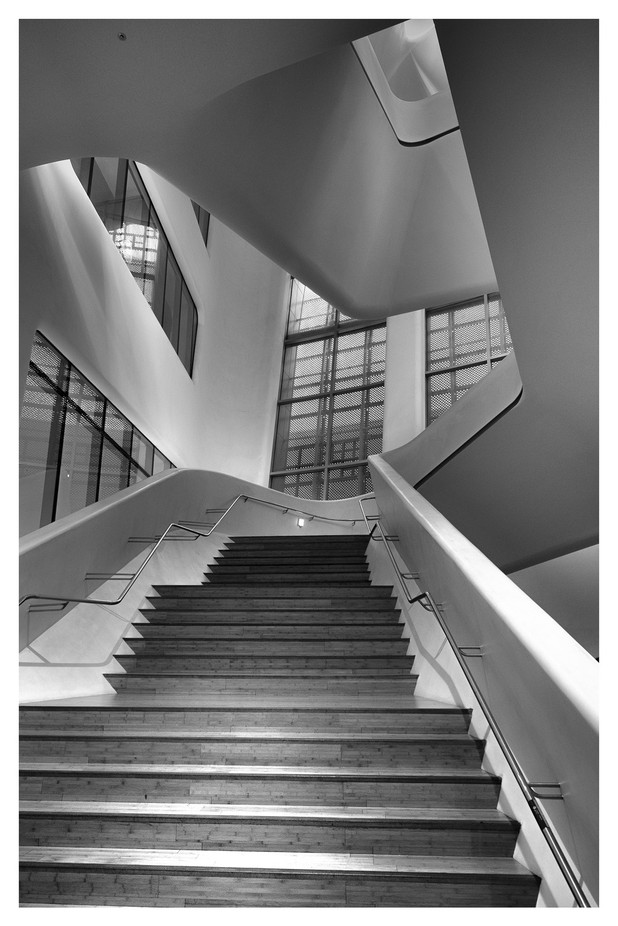 DDM Design Museum Seoul, Korea Stairs by danpark - Stairways Photo Contest