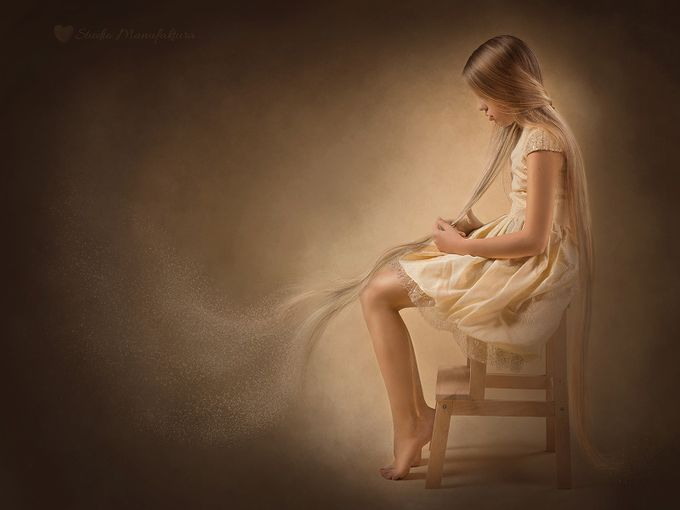Rapunzel by agnieszkafilipowska - The Magic Of Editing Photo Contest