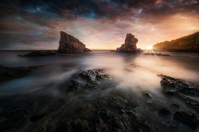 Sunrise by swqaz - A Low Vantage Point Photo Contest