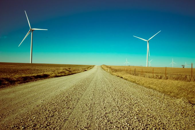 Kansas Power by Chickey - Energy Photo Contest