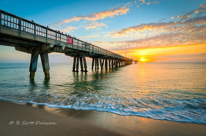 48 photos that will make you want to go out blog for Vero beach fishing pier