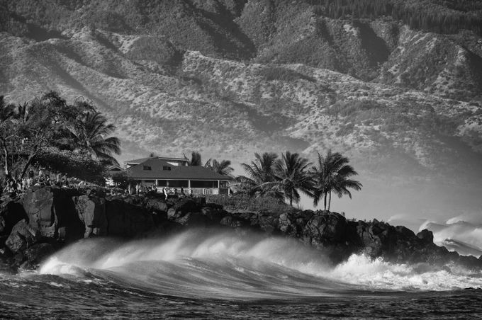 Motion of the Ocean by NSSP - Black And White Landscapes Photo Contest