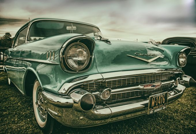 Chevy Classic by timot78 - Awesome Cars Photo Contest
