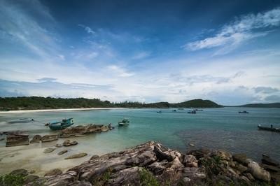 Bai Khem beach, Phu Quoc island