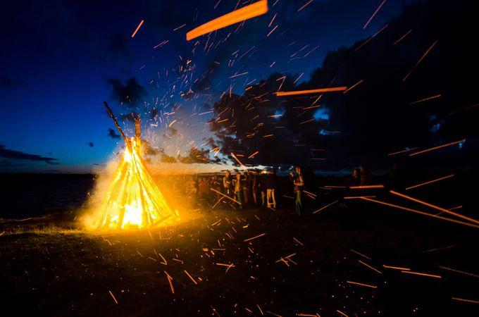 Solstice by karolispipiras - Night Wonders Photo Contest