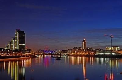Evening Thames