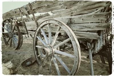Lost Wagon Train