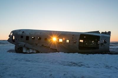 DC3 Sunrise