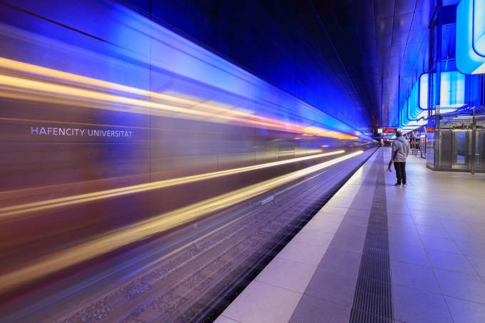 Hafencity University by NielsFahrenkrogPhoto - Metro Stations Photo Contest