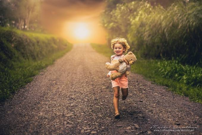 Happy road by maikelramthun - Life And Freedom Photo Contest