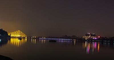Howrah Bridge @ Night