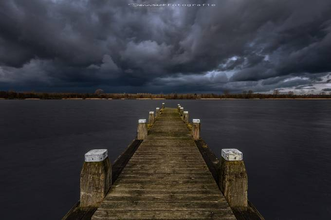 Dark clouds by DennisartPhotography - A Storm Is Coming Photo Contest