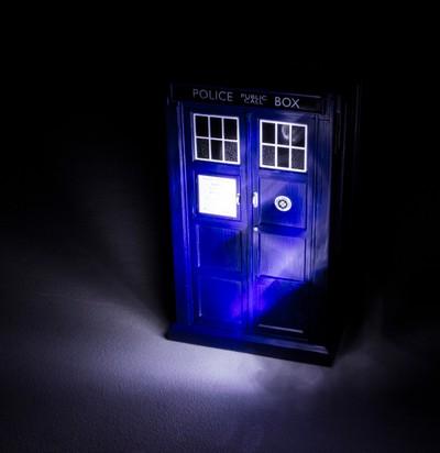 Toy TARDIS