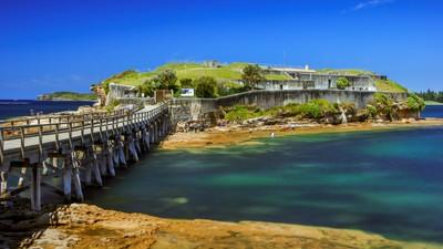 Bare Island, NSW