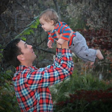 Father and Son Fun