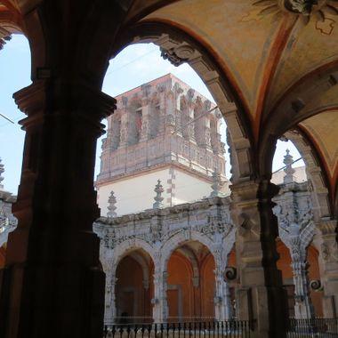 Mexico Arches