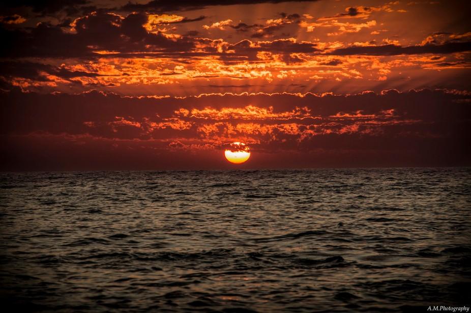 Waterhouse Sunset.