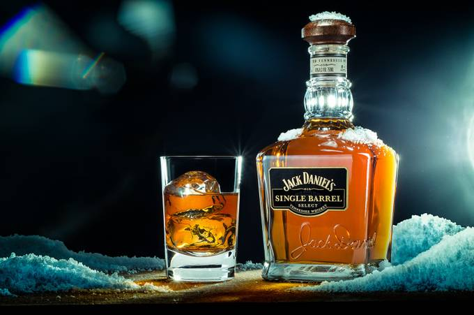 Jack Daniel's Single Barrel Whiskey by TimKou - Letters And Words Photo Contest