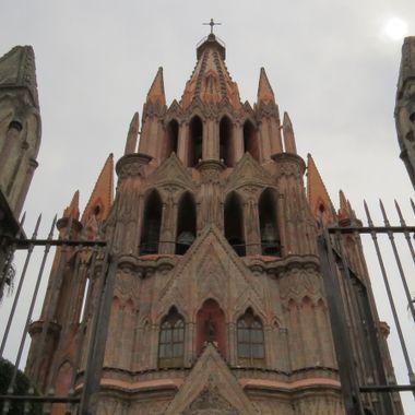 San Miguel Steeple