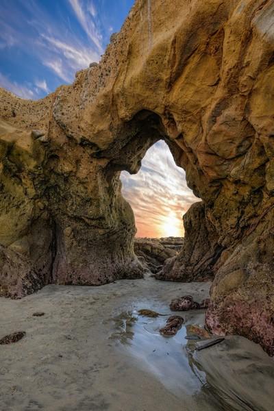 Doorway to the Sun