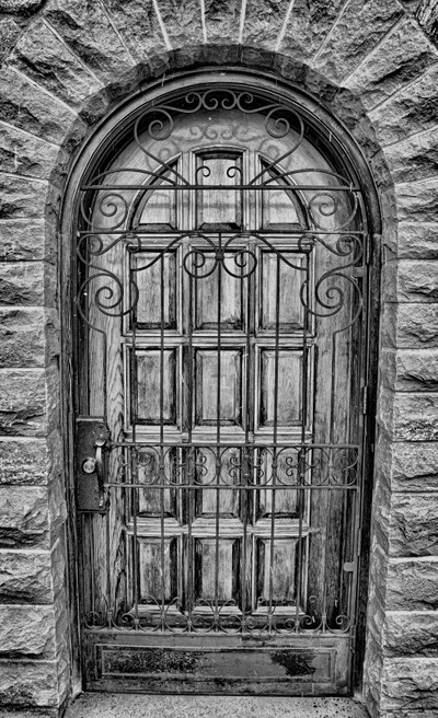 St. Catherine of Siena Chapel Entrance