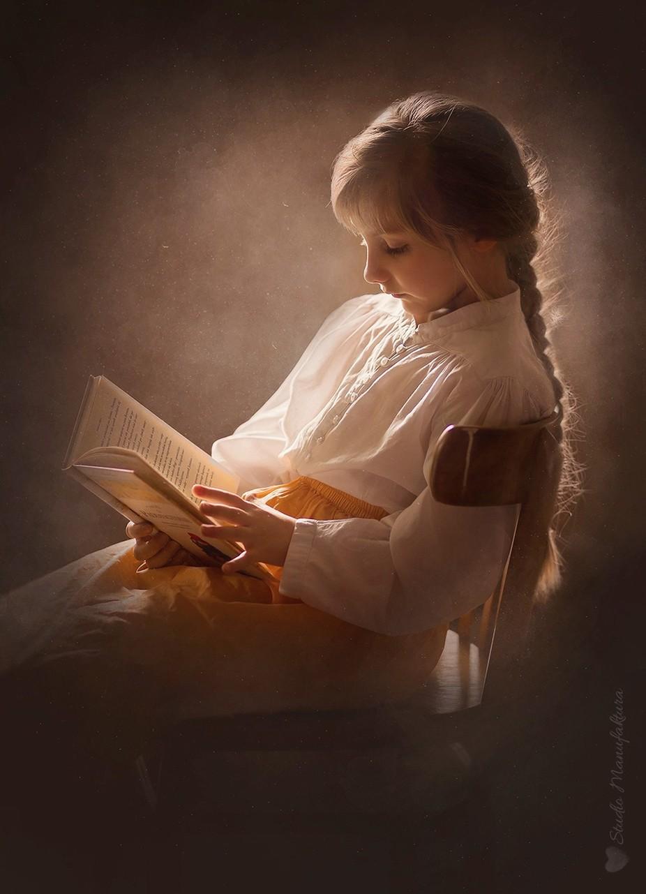 Amelia. by agnieszkafilipowska - Visual Poetry Photo Contest