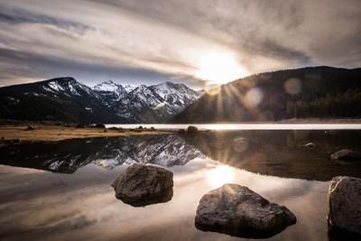 Lake Como, a Montana Treasure!