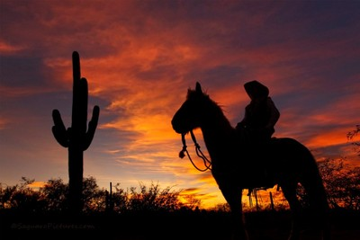 Sunset Trailride