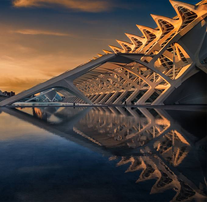 Reflection by milkyway - Architecture And Reflections Photo Contest