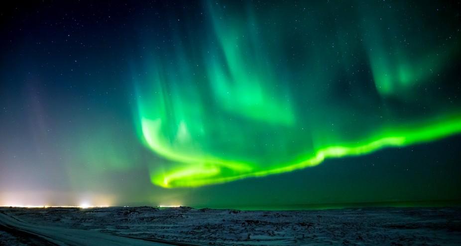 The Aurora, Iceland, Jan 2016.