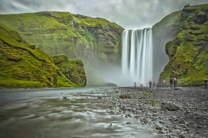 Skógafoss, Iceland. by anaencinas - World Expeditions Photo Contest